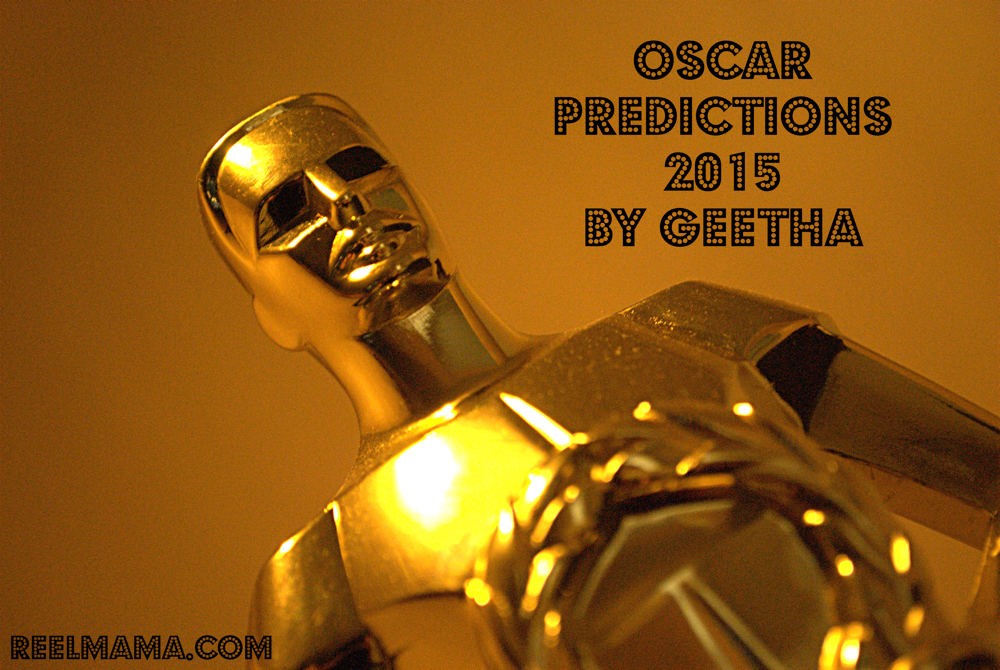 Oscar Predictions 2015 by Geetha 2