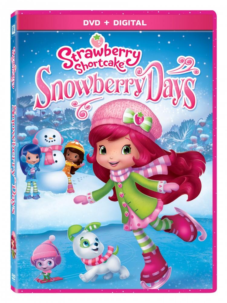 Strawberry Shortcake Snowberry Days DVD