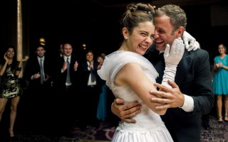 Wild Tales movie portrays revenge at a Jewish wedding, one of a series of short tales.