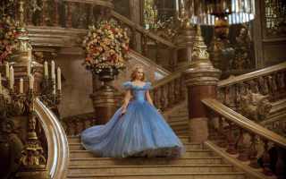 Disney's live action Cinderella an enchanting update on a classic