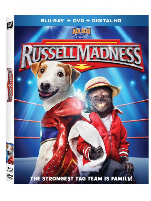 Russell Madness on Blu-Ray