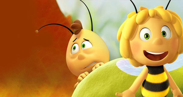 Maya the Bee and Willy