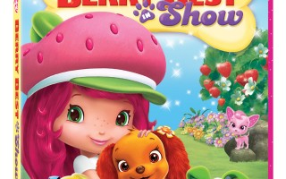 OVER: Win Strawberry Shortcake Berry Best in Show on DVD!