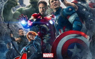 Geetha's The Avengers Age of Ultron review