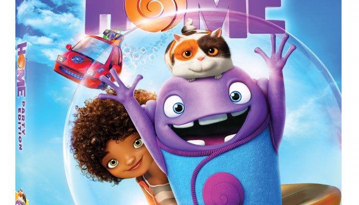 Family movies to watch this weekend: Home and Barbie Rock 'n Royals reviews