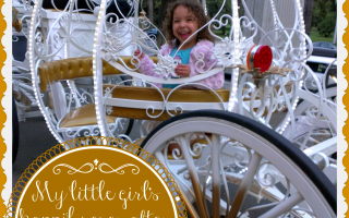 My five-year-old NEVER wants to get married ~ One little girl's happily ever after