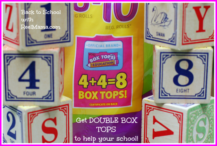 Back to School tips: Collect products with Double Box Tops for Education to help your school!