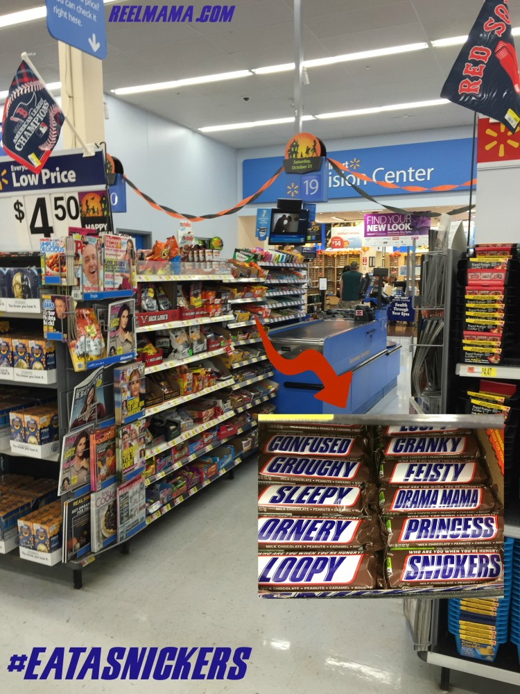 Shop for SNICKERS® Hunger Bars to fight hanger at Walmart! #shop #cbias #EatASNICKERS