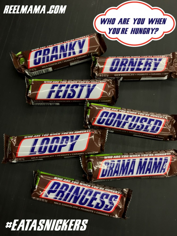 Who are you when you're hungry? Let SNICKERS® Hunger Bars come to the rescue! #shop #cbias #EatASNICKERS
