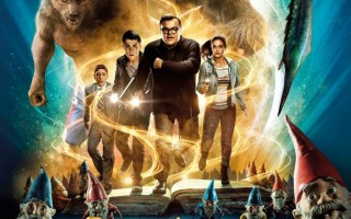 Goosebumps movie review: Silly spine tingler for tweens