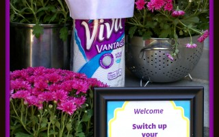 10 kitchen tips for holiday entertaining with Viva® Vantage® Towels