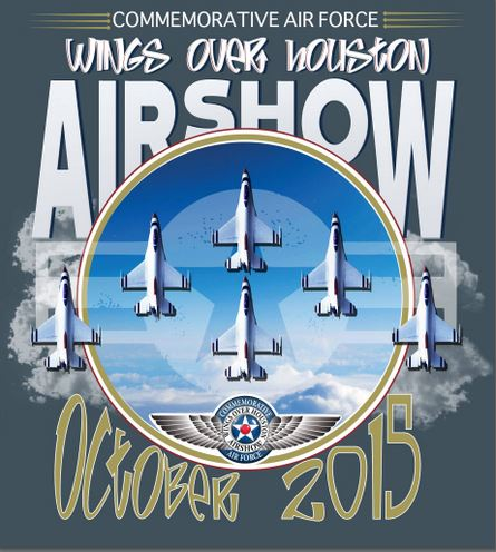 Wings Over Houston Airshow 2015