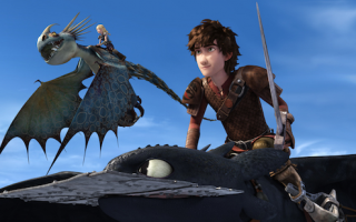 Dragons Race to the Edge Season 2 & Kung Fu Panda ~ Family viewing this weekend