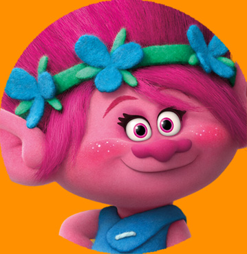 Poppy in Trolls