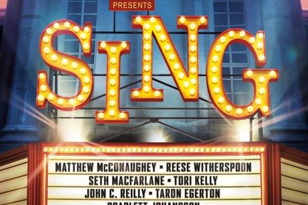 Win SING on Blu-Ray (15 winners!) ~ Ends 5/31/2017