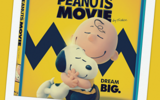 Win THE PEANUTS MOVIE Blu-Ray and Flying Ace Snoopy Plush ~ Ends 4/4/16