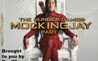 Win The Hunger Games Mockingjay Part 2 on Blu-Ray! (Ends 5/16/16)