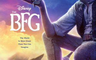 Boston, see a free advance screening of Disney's THE BFG in 3D!