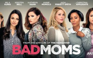 Geetha's What To Watch – Jason Bourne, Bad Moms and more!