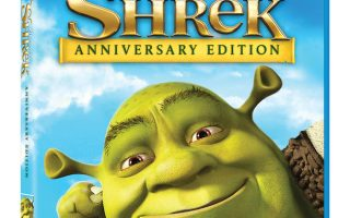 Win Shrek Anniversary Edition Blu-Ray (Ends 7/11/16)