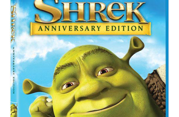Win Shrek Anniversary Edition Blu-Ray (Ends 7/11/16)