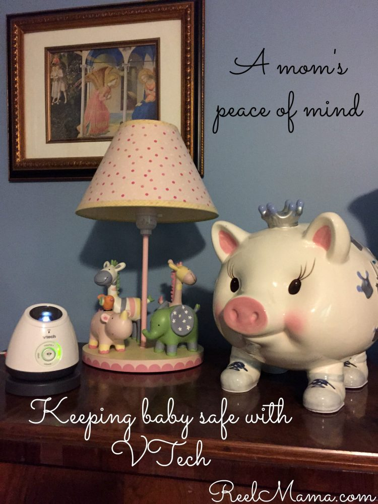 A mom's peace of mind: Keeping baby safe with VTech