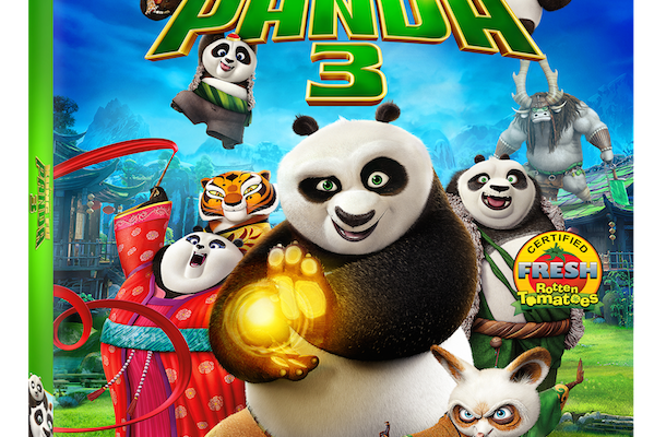 Win Kung Fu Panda 3 on Blu-ray plus free printables! (Ends 8/1/16)
