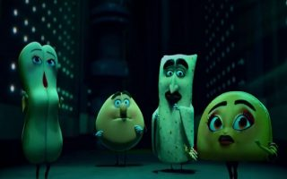 Geetha's What To Watch: Sausage Party!