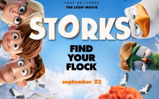 Storks movie review: Wacky animated flick delivers laughs for kids and parents