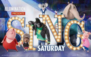Enjoy a free screening of SING on November 26, 2016!