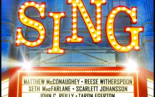 SING movie review: Fun family friendly film almost hits all the right notes