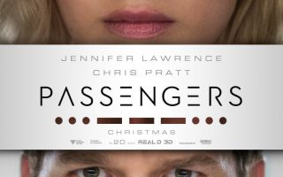 Geetha's What To Watch: Passengers, and more!