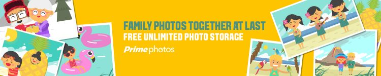 Amazon Prime Photo