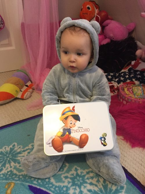 Pinocchio Lunch Box