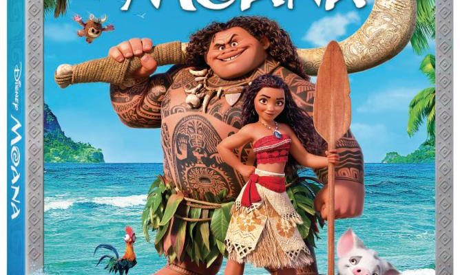 Win Moana on Digital HD! 10 winners (Ends 3/20/2017)