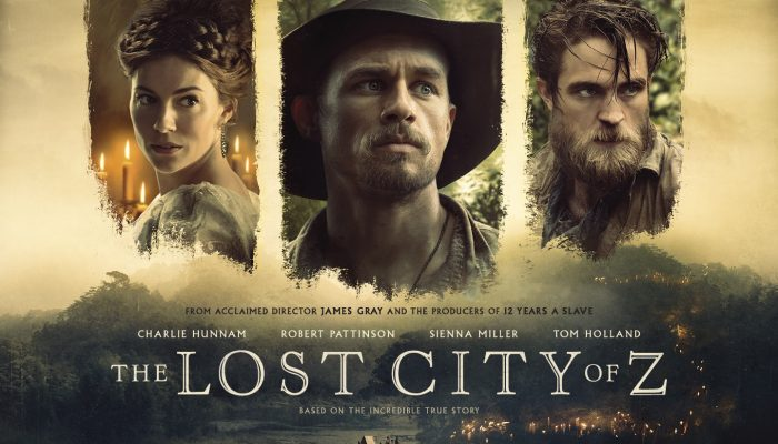 Geetha's What To Watch: The Lost City Of Z and more!