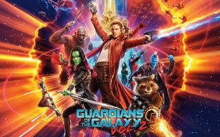 Geetha's What To Watch: Guardians Of The Galaxy Vol. 2!