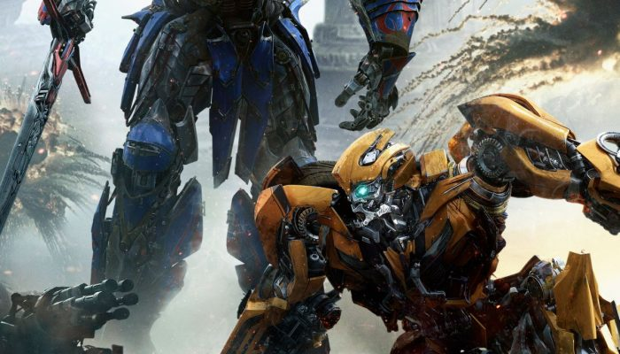 Geetha's What To Watch: Transformers: The Last Knight