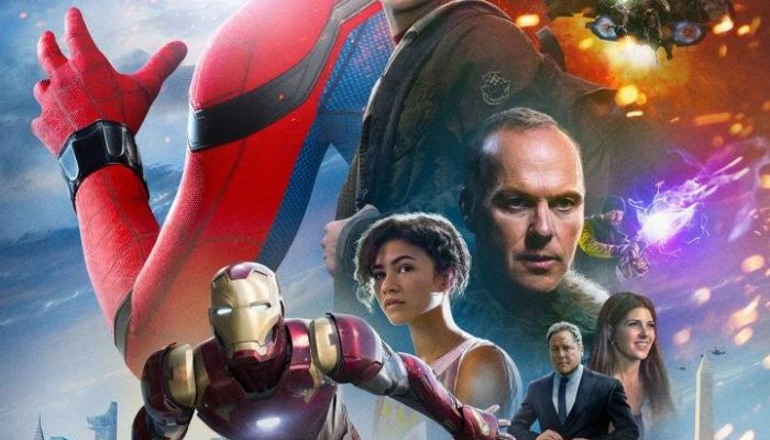 Geetha's What To Watch: Spiderman: The Homecoming and more!
