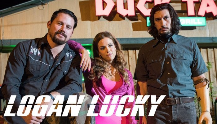 Geetha's What To Watch: Logan Lucky, The Hitman's Bodyguard, and more!