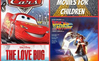 The best car movies for children