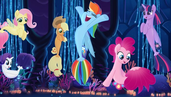 Boston, get your free passes to My Little Pony movie