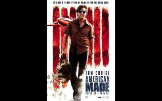 Geetha's What To Watch: American Made and more!