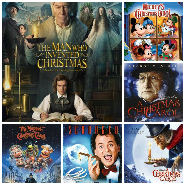 A Christmas Carol Movies Roundup: A holiday list of family favorites