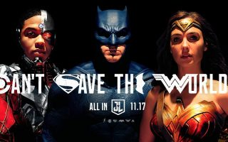 Geetha's What To Watch: Justice League, The Star, and Wonder