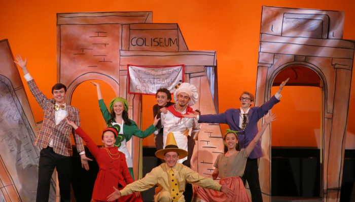 Boston Children's Theater: Sweet productions for young children