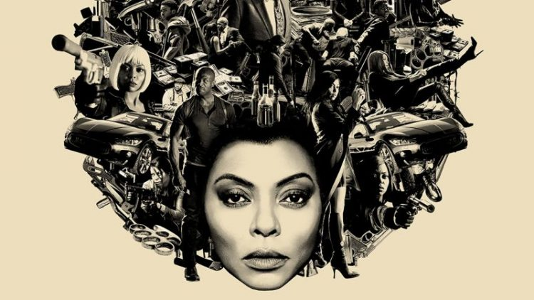 Proud Mary movie poster starring Taraji P. Henson