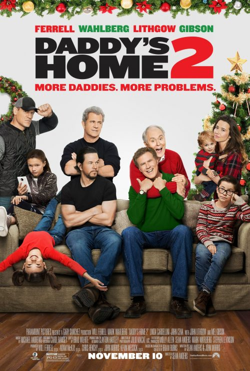 Daddy's Home 2 Poster