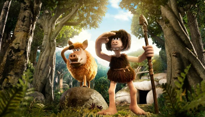 Boston, download your free passes for Early Man