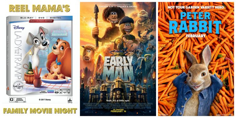 Reel Mama Family Movie Night February 2018